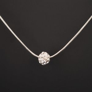 Swarovski crystal elements necklace